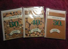 Männerkarten ohne Schnickschnack  mit Stampin'up! @ Ute Lamprecht Up, Man Card, Reading, Cards