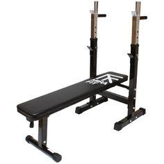 MiraFit Banc de Musculation Reglable avec Station pour Dips: Amazon.fr: Sports…