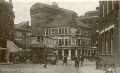 wandsworth london 1907 - Google Search