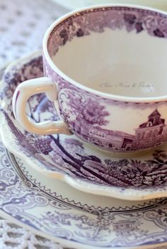 Aiken House and Gardens! Scones, Cuppa Tea, My Cup Of Tea, Vintage Dishes, Tea Cakes, Tea Cup Saucer, House Gardens, High Tea, Afternoon Tea