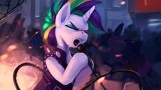 Punk Rarity by Rodrigues404