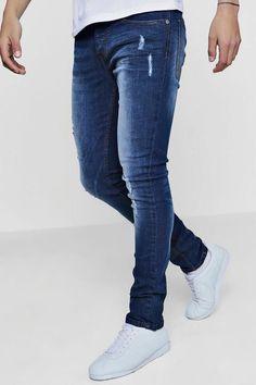 Smart Casual Outfit, Stylish Mens Outfits, Blue Jeans Outfit Men, Pants Outfit, Denim Fashion, Fashion Pants, Business Casual Men, Men Casual, Tight Jeans Men