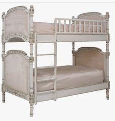 #childrensroom Bunk bed