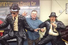 The Blues Brothers and Me