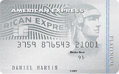 The Platinum Credit Card American Express