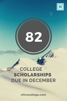 Find College Scholarships Take some time during your winter break to apply for scholarships. Sort through Nitro College's list of 82 scholarships due in December. Easy Scholarships, Scholarships For College Students, College Student Budget, College Mom, School Scholarship, College Life Hacks, College Tips, December, Study