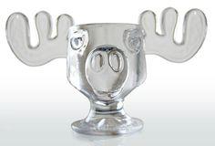 Christmas Vacation Moose Mugs - Single Mug -- Perfect for a white elephant party.