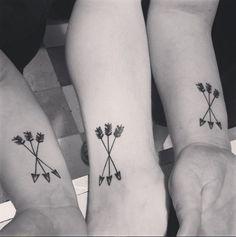 Un modèle de tatouage pour soeurs. © Instagram Fotoemlan
