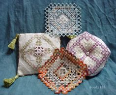 Smalll Hardanger Projects
