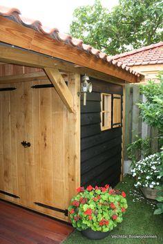 Met deze prachtige tuinkamer kunt u ook in de winter volop genieten van het gezonde en sfeervolle buitenleven.  Vechtdal bouwsystemen BV