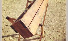 Quand les palettes en bois se transforment en mobilier