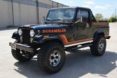 1981 Jeep Scrambler SUV