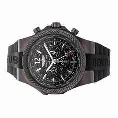 Breitling Bentley automaticselfwind mens Watch M4736225BC76 Certified Preowned *** For more information, visit image link. Note: It's an affiliate link to Amazon #LuxuryMenWatch
