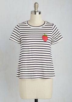 Berry Well Then Tee   ModCloth