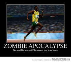 Jamaican zombies  hahaha @Aubrie Robinson Robinson Helm, @Kristin Szwarc, @Danielle Lampert Lampert Lindsey Bateman!!