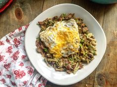 Not your mama's breakfast skillet! – Daily Dose Of Pepper