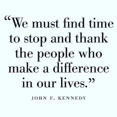 SUNDAY QUOTE  Thank you to all of our loyal and amazing guests for supporting our incredible business journey. Each and every one of you has made Salon Ink what it is today  #weappreciateyou #grateful #ourteamrocks #ourclientsrock