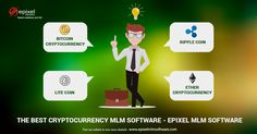 #cryptocurrency #mlm #transaction #cryptointegration #bitcoin #currency #bitcoincryptocurrency #ripplrcoin #litecoin #ethereum #ethercryptocurrency #eth #btc #ltc #xrp #paymentprotocol Have you come across cryptocurrency MLM Software that has most of the cryptocurrencies integrated into transaction process. From the top listed Bitcoin to all popular currencies are supported in Epixel MLM Software.