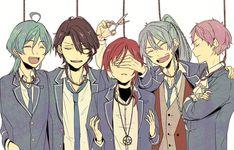 Cute Anime Pics, Cute Anime Boy, Pretty Art, Cute Art, Game Character, Character Design, Sakuma Rei, Different Art Styles, Star Art