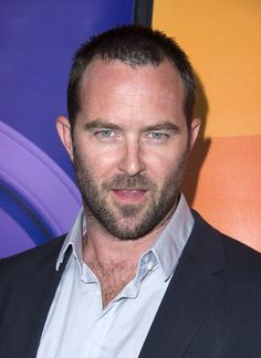 Actor Sullivan Stapleton attends the 2016 NBCUniversal TCA Summer Tour  Day 1, in Beverly Hills, California, on August 2, 2016. / AFP / VALERIE MACON