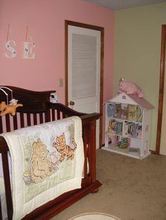 Classic Winnie the Pooh Nursery