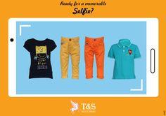Seize the Moments #selfietime #kidswear #talesandstories