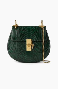 Chloe Drew Bag Collection - Python Print