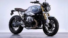 Special:  BMW R nineT Brooklyn Scrambler