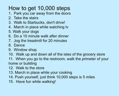 How to get 10,000 Steps a day with the help of the Omron Fitenss Pedometer! @Omron Watcher Fitness @Mamavation Sistahood Sistahood Sistahood Sistahood