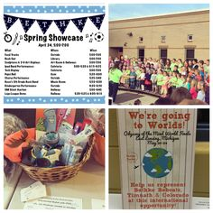 Bethke Elementary Spring Showcase in Timnath, CO| The Braces Blog | Northern Colorado Orthodontics  We had a blast at the Bethke Spring Showcase and donated a basket to the silent auction for their OM team!