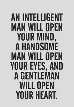 A man vs. A gentleman