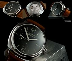 Panerai Radiomir 323. GMT and power reserve for 10 days..a watch to have for a lifetime!