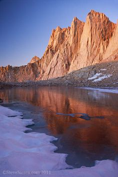 mt whitney #reflections