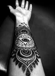 tattoo back arm - Google Search