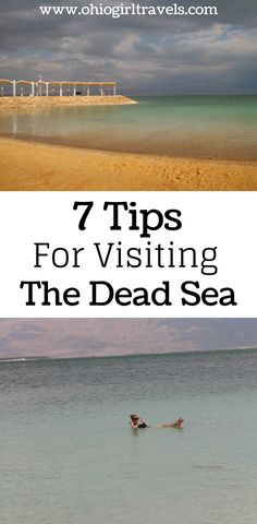 Who hasn't dreamed of floating in the Dead Sea in Israel? Click through to learn 7 tips to make the best of your visit to the Dead Sea including what to expect, cost, and much more. Don't forget to save this guide to the Dead Sea to your travel board!