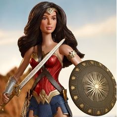 """Stratos Bacalis (@sandman_gr) on Instagram: """"It's @gal_gadot 's birthday today - and @wonderwomanfilm @barbie Collector dolls are already available! Check the link in my bio to read my blog about them!"""""""