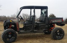 """Utility Vehicle For Sale Union City Tn >> 2016 Honda Pioneer 1000-5 Lifted with 30"""" Tires & Wheels! Check out more Pictures @ www ..."""
