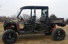 2014 polaris ranger crew xp® 900 lift kit - Google Search