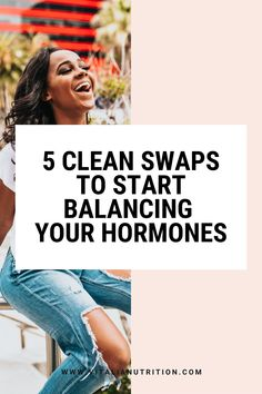 5 hormone-friendly easy swaps you can do to reduce your chemical exposure