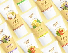 """Check out new work on my @Behance portfolio: """"Aroma care"""" http://be.net/gallery/54208789/Aroma-care"""
