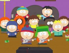 I hope South Park goes on forever. This show just keeps getting better.