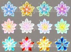 I wanted to make some simple flower-shaped gems, but ended up with this. Please tell me - would you like more flowers in this style or something simplier? You can purchase this set for 100 points a. Anime Weapons, Fantasy Weapons, Fantasy Jewelry, Fantasy Art, Magic Bottles, Magical Jewelry, Anime Dress, Weapon Concept Art, Magic Art