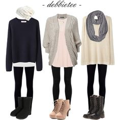 winter comfort outfits.