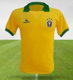 Camisa seleção – Copa 1990