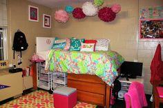 preppy dorm room - Google Search