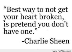 Charlie Sheen Quote - Funny Picture