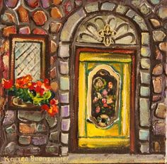 Fabulous cladding - all about the door Store Fronts, Cladding, My Favorite Things, Painting, Art, Art Background, Painting Art, Kunst, Paintings