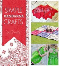 Bandanna craft s