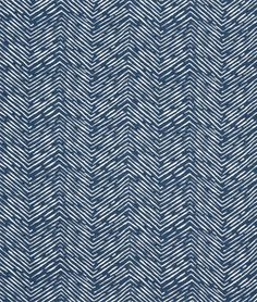 Cameron Premier Navy Slub by Premier Prints is a gorgeous chevron drapery décor fabric. This fabric can be used for projects like curtains, throw pillows, tablecloths, and more. Outdoor Upholstery Fabric, Drapery Fabric, Curtain Material, Upholstery Fabrics, Pillow Fabric, Outdoor Fabric, Outdoor Chairs, Curtains, Classic Pillows