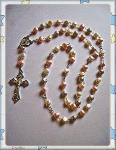 Imágenes religiosas de Galilea: Rosario